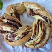 Kringle estone alla Nutella