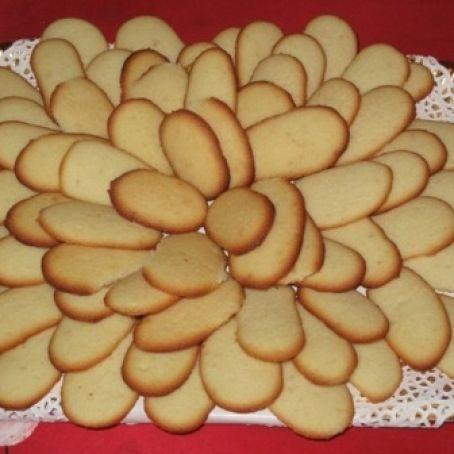 Ricetta Lingue Di Gatto.Biscotti Lingue Di Gatto 3 3 5