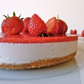 Cheesecake alle fragole - Tappa 1
