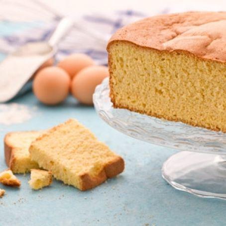 Ricetta Per Pan Di Spagna Senza Fecola Di Patate.Pan Di Spagna Senza Glutine 2 9 5