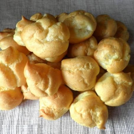 Ricetta Per Bigne.Pasta Choux Per Bigne 2 9 5