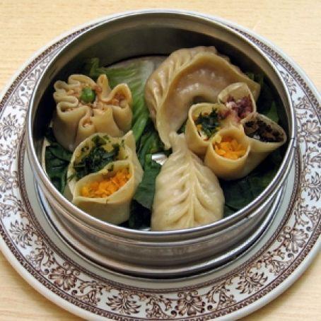 Ravioli cinesi al vapore 2 8 5 for Ricette cinesi