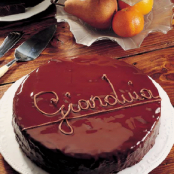 Sacher al gianduia