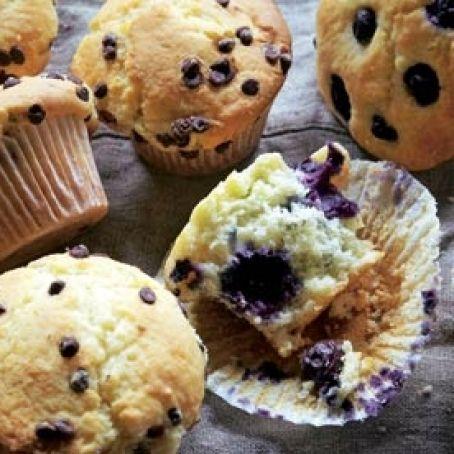 Ricetta Muffin Originale Americana.American Muffin 3 4 5