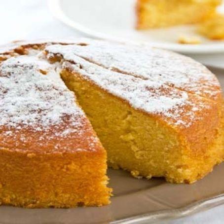 Ricetta torta di arance rovesciata