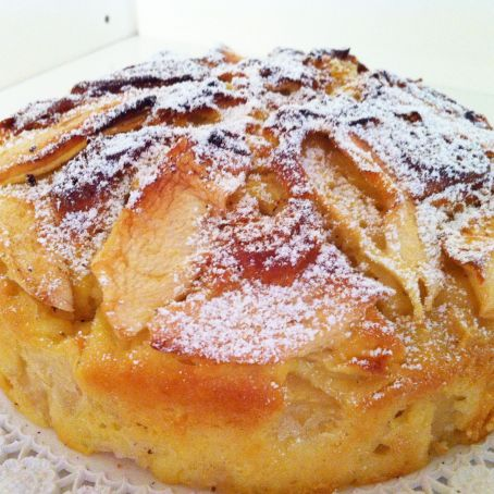 Torta di mele della domenica 3 9 5 for Torta di mele e yogurt fatto in casa da benedetta