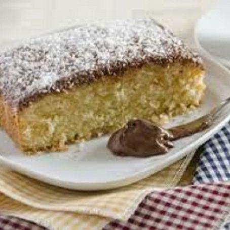 Torta Di Nutella E Cocco Con Il Bimby 375