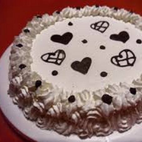 Torta con panna e nutella con il bimby 3 5 5 for Decorazioni torte uomo con panna