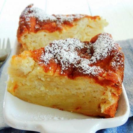 Ricetta Torta Di Mele No Burro.Torta Di Mele Senza Burro 4 3 5