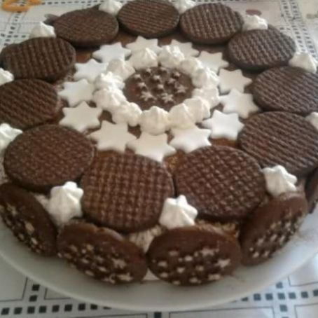Torta Pan Di Stelle E Caffe 3 8 5