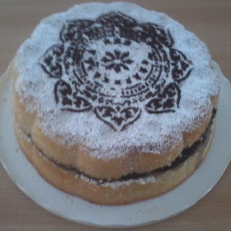 Torta light con farina di riso
