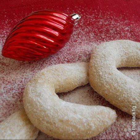 Biscotti Di Natale Tedeschi Ricetta.Vanillekipferl 2 7 5
