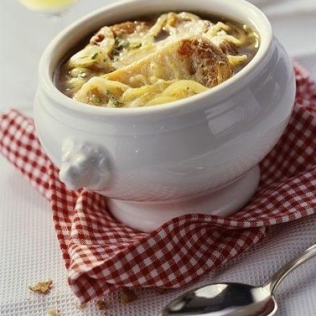 Ricetta Zuppa Cipolle Francese.Zuppa Di Cipolle Alla Francese 3 1 5