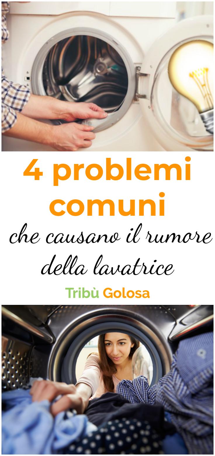 4 Problemi Comuni Che Causano Il Rumore Della Lavatrice