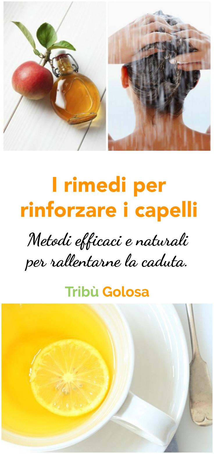 I rimedi naturali (ed efficaci) per rinforzare i capelli ...