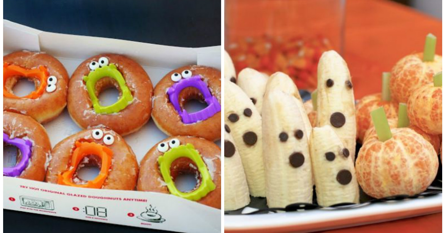 15 idee per organizzare la festa perfetta di halloween a for Idee di cucina per halloween