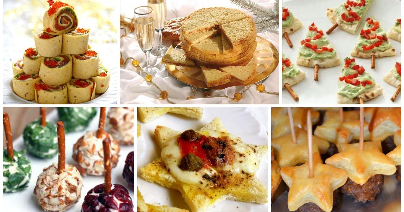 Finger Food Natale.10 Finger Food Per Gli Aperitivi Delle Feste