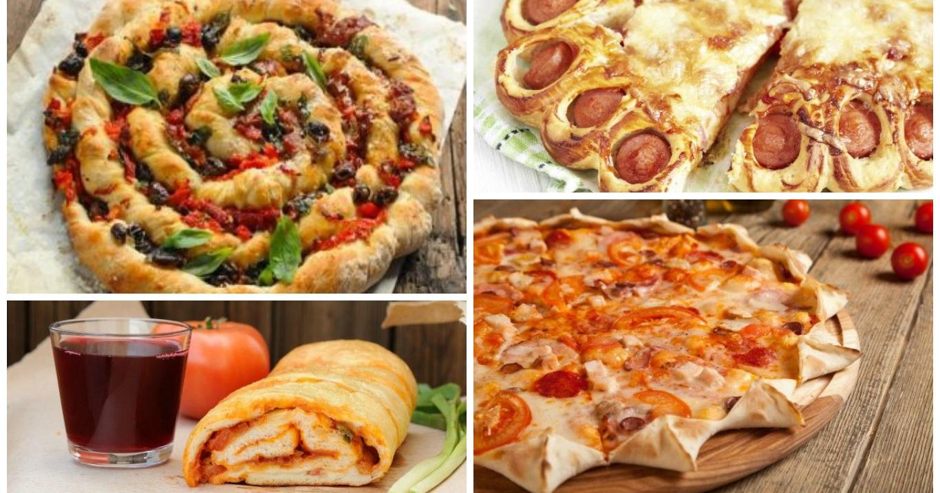 Pizza le 10 forme mai viste for Pizzeria il tocco