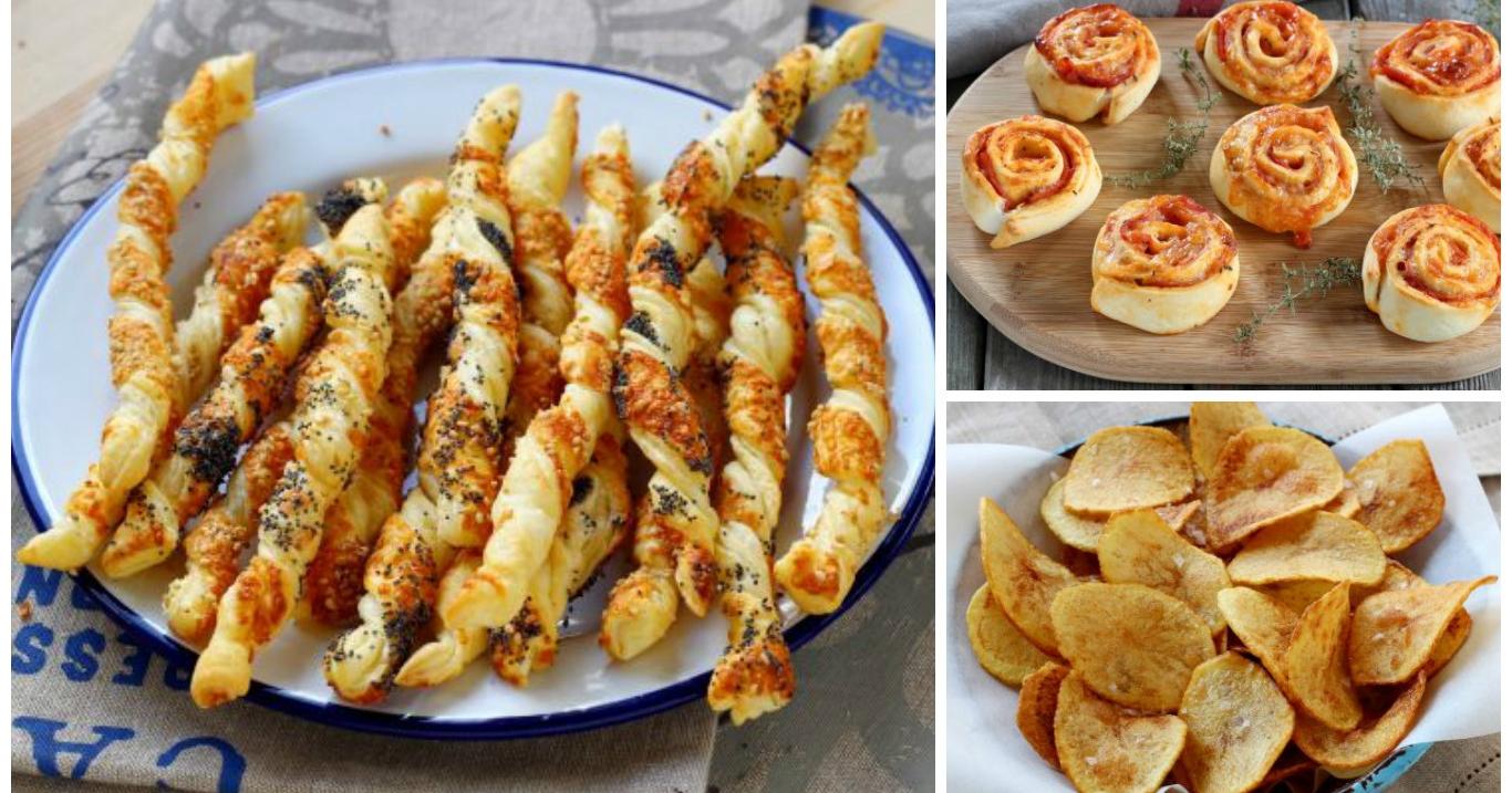 Finger Food Aperitivo Estivo 6 ricette per un perfetto aperitivo estivo