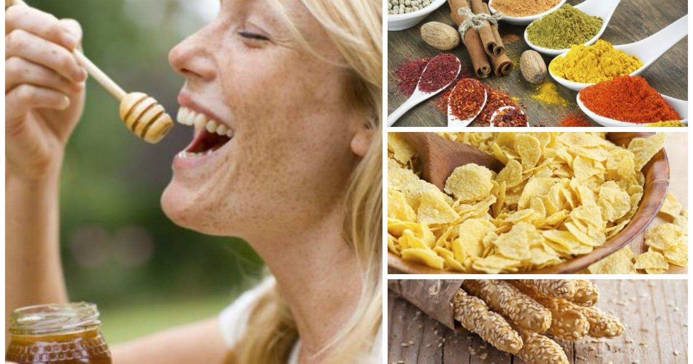 Attenzione questi 15 alimenti vi fanno ingrassare senza - Alimenti che fanno andare in bagno ...