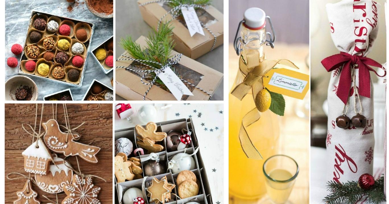Regali Di Natale Gastronomici Fatti In Casa.15 Regali Di Natale Culinari Fatti In Casa Dalla Preparazione Al