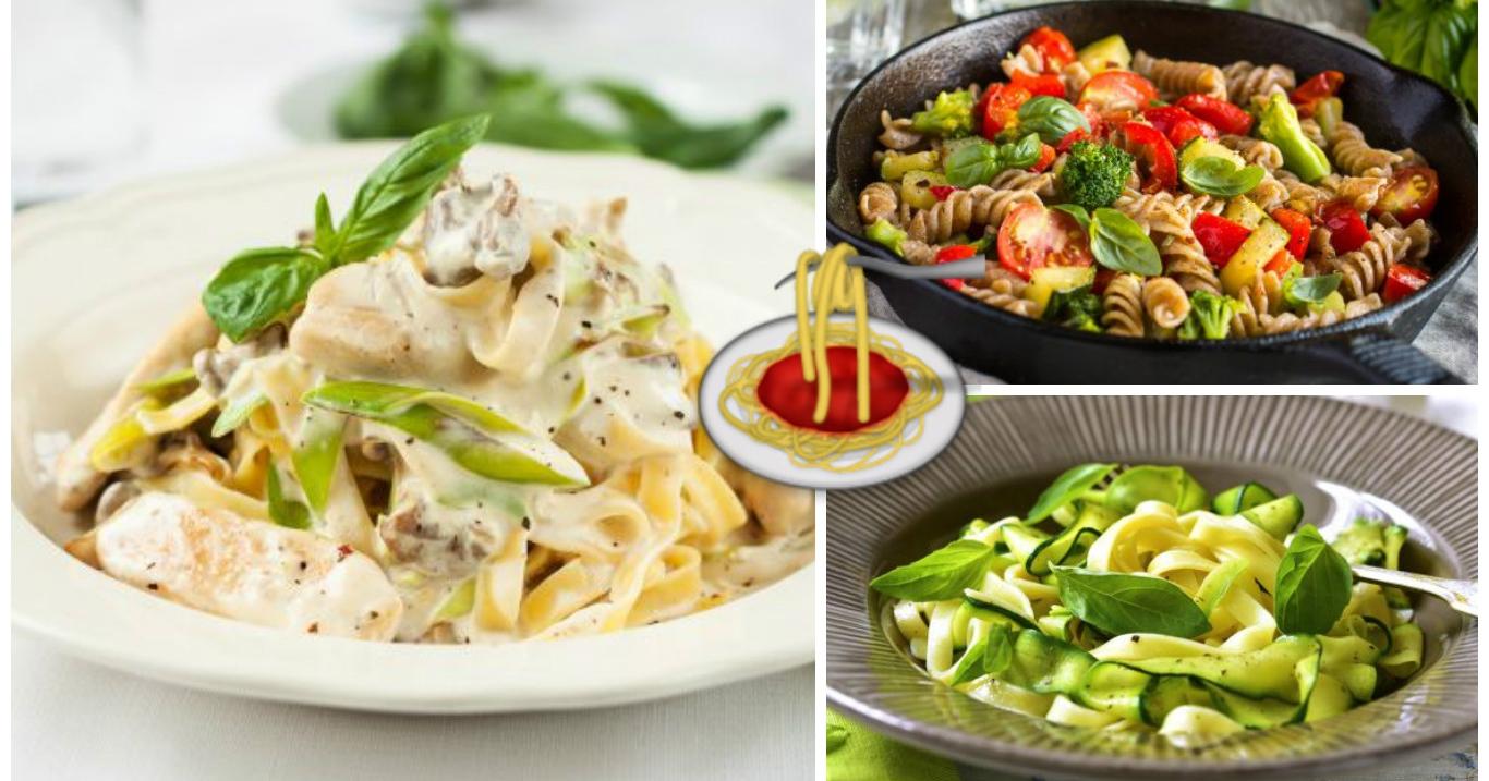 5 ricette di pasta alle verdure originali e gustosissime for Ricette originali
