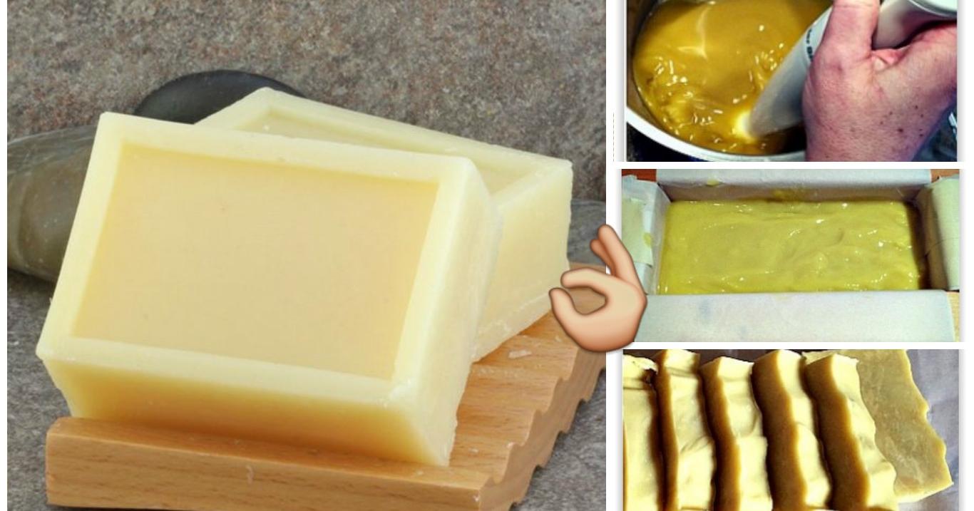 Come fare il sapone fatto in casa passo a passo 5 ricette - Come fare il cappotto alla casa ...