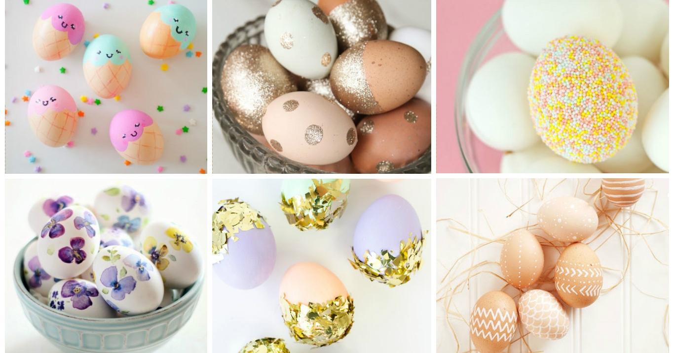 15 idee per decorare le uova a pasqua - Decorare le uova per pasqua ...