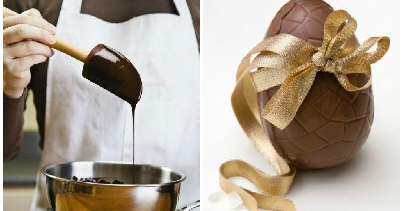 8 segreti per fare in casa dei cioccolatini di pasqua perfetti - Scomparti segreti in casa ...
