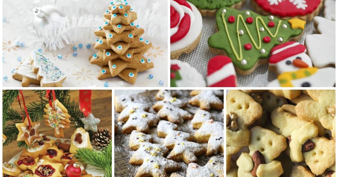 10 idee per decorare i biscotti di natale - Decorare albero di natale idee ...