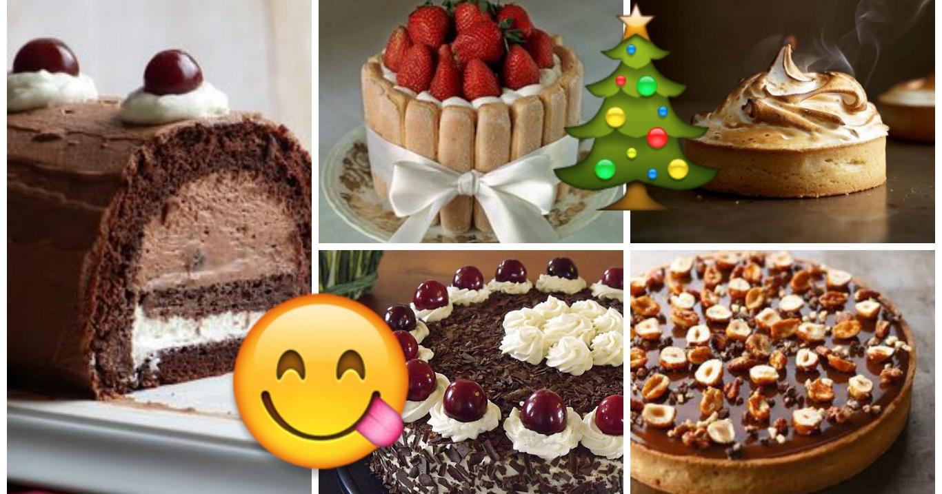 Natale 8 ricette di dessert chic a prezzi mini for Ricette dessert