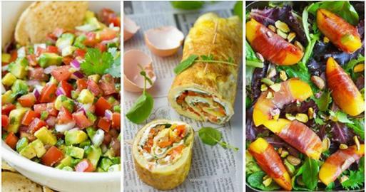 ricette per la cena a basso contenuto calorico