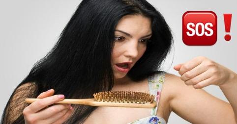 Maschera per capelli unti con vitamine B