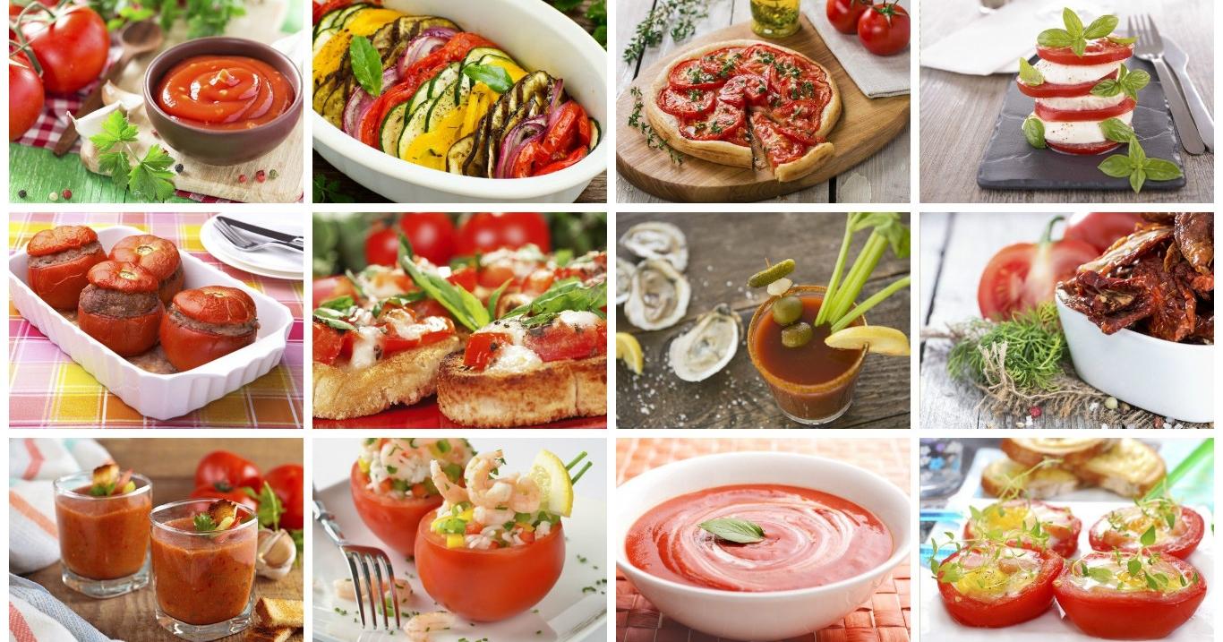 Verdura di stagione 15 ricette originali con i pomodori for Ricette originali