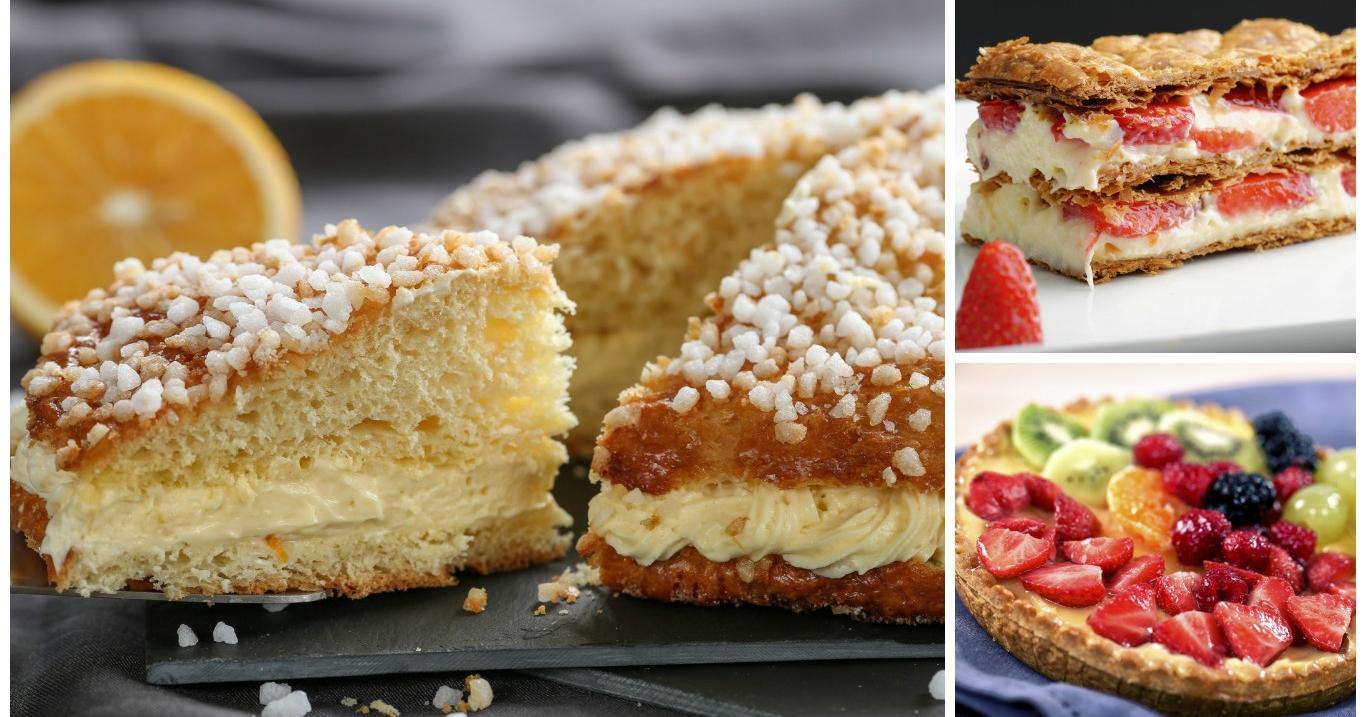 6 Irresistibili Torte Con La Crema Pasticcera Per Coccolarsi