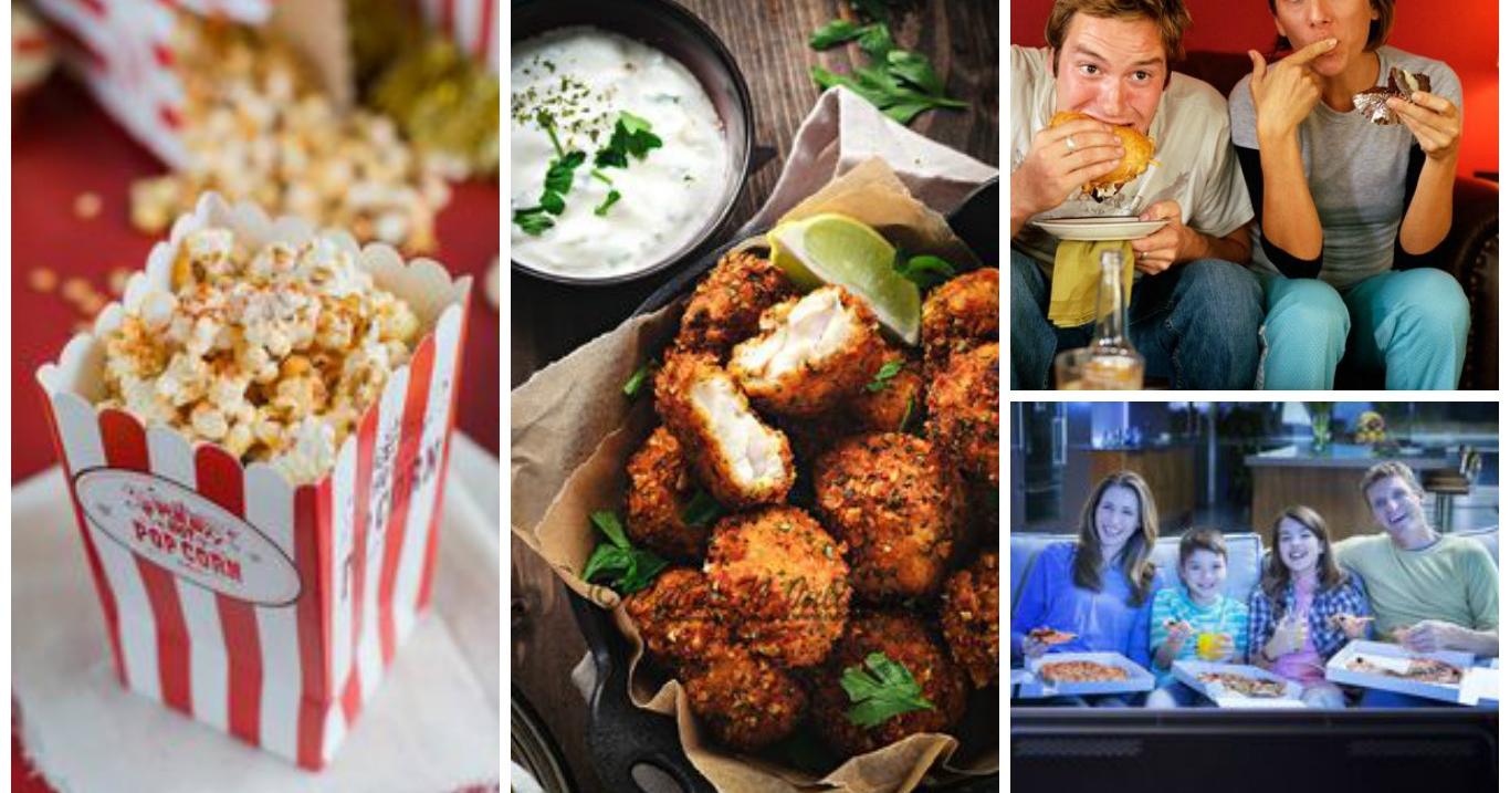 10 piatti da mangiare davanti alla tv for Piatti da mangiare