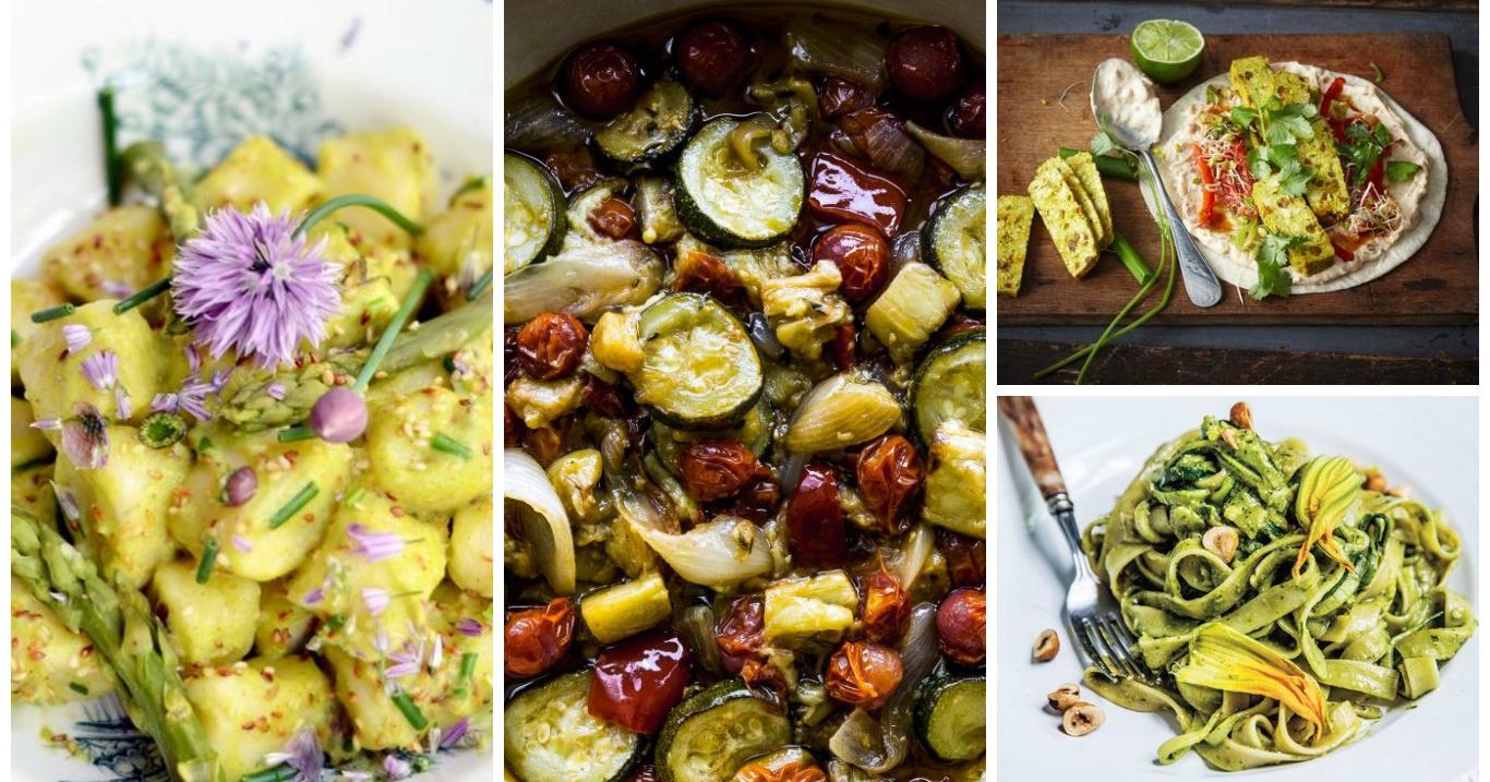 6 ricette vegetariane che anche i carnivori possono mangiare - Ricette che possono cucinare i bambini ...