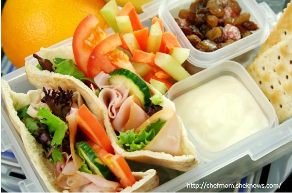 Idee Per Pranzi Sani : 5 idee per la pausa pranzo