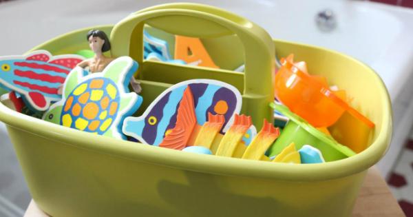 Disinfettante Bagno Naturale : Ecco come disinfettare i giochi da bagno in modo semplice e naturale