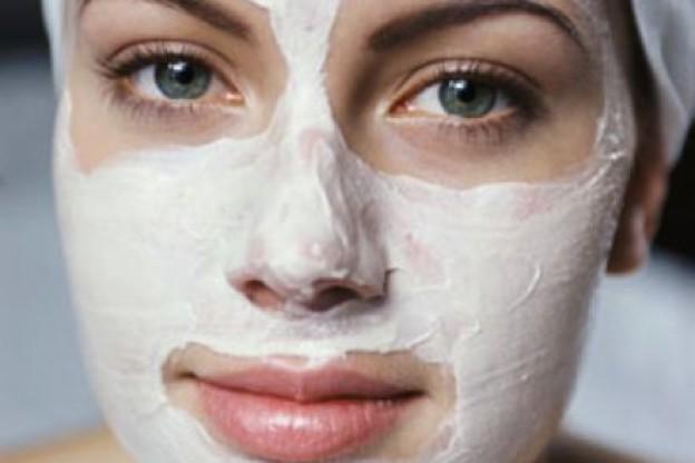 maschera facciale uovo