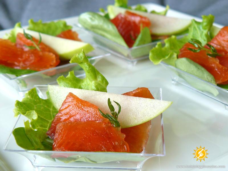 Ricette semplici di antipasti di pesce for Ricette antipasti di pesce