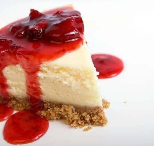 Cheesecake Mascarpone E Marmellata 435