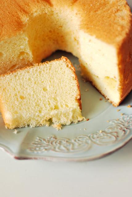 Ricette originali della chiffon cake for Ricette originali