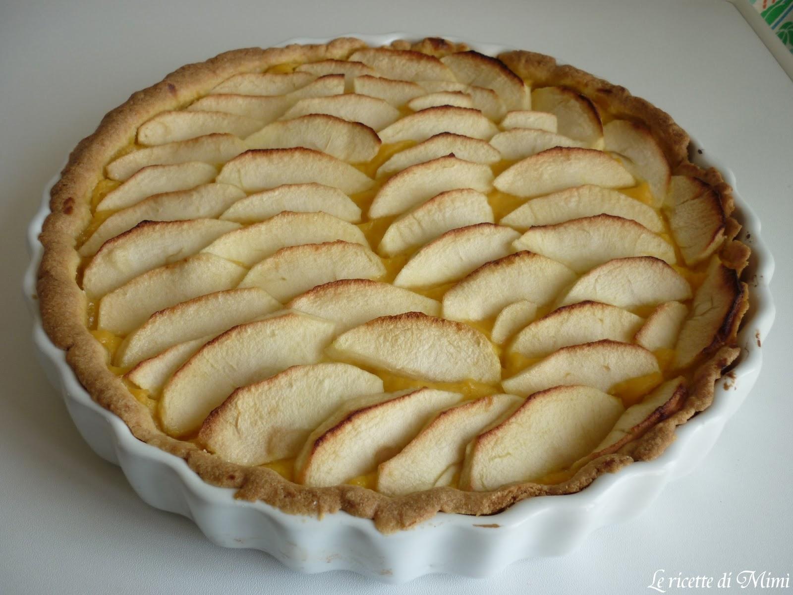 Crostata di mele della nonna 2 9 5 for Crostata di mele