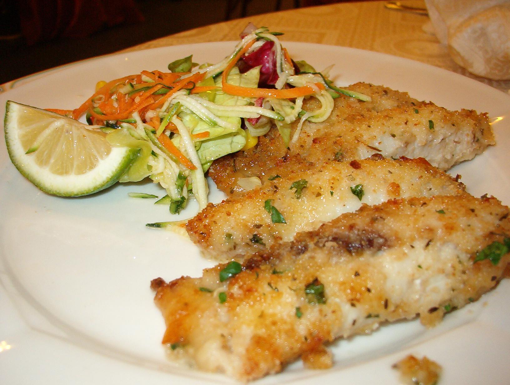 Pesce Spada In Crosta 415