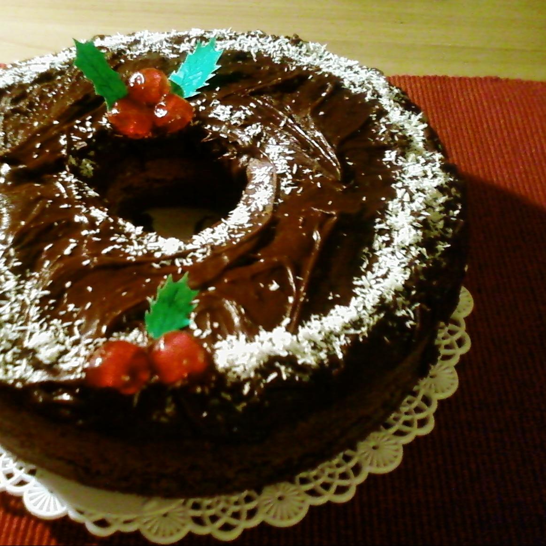 Ricette di torta di compleanno con il bimby - Decorazioni torte natalizie ...