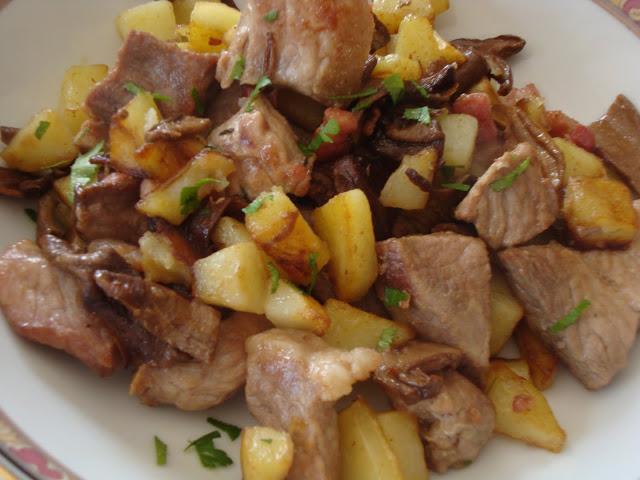 Ricetta carne di maiale