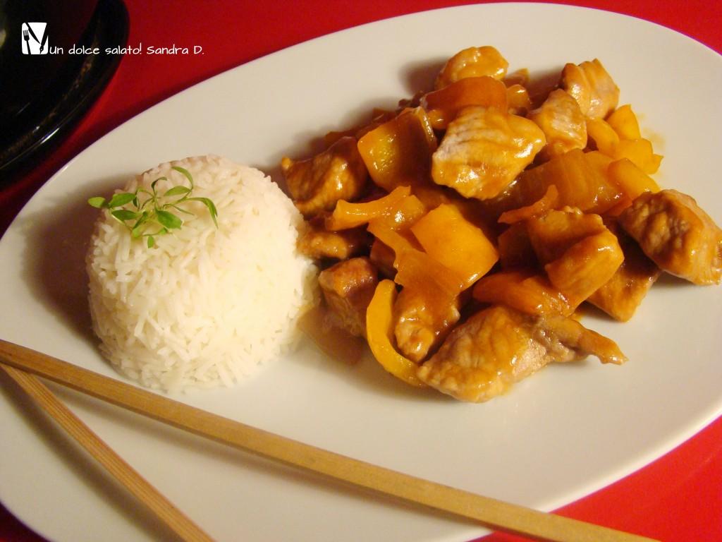 Ricette del filetto di maiale alla cinese for Menu cinese ricette