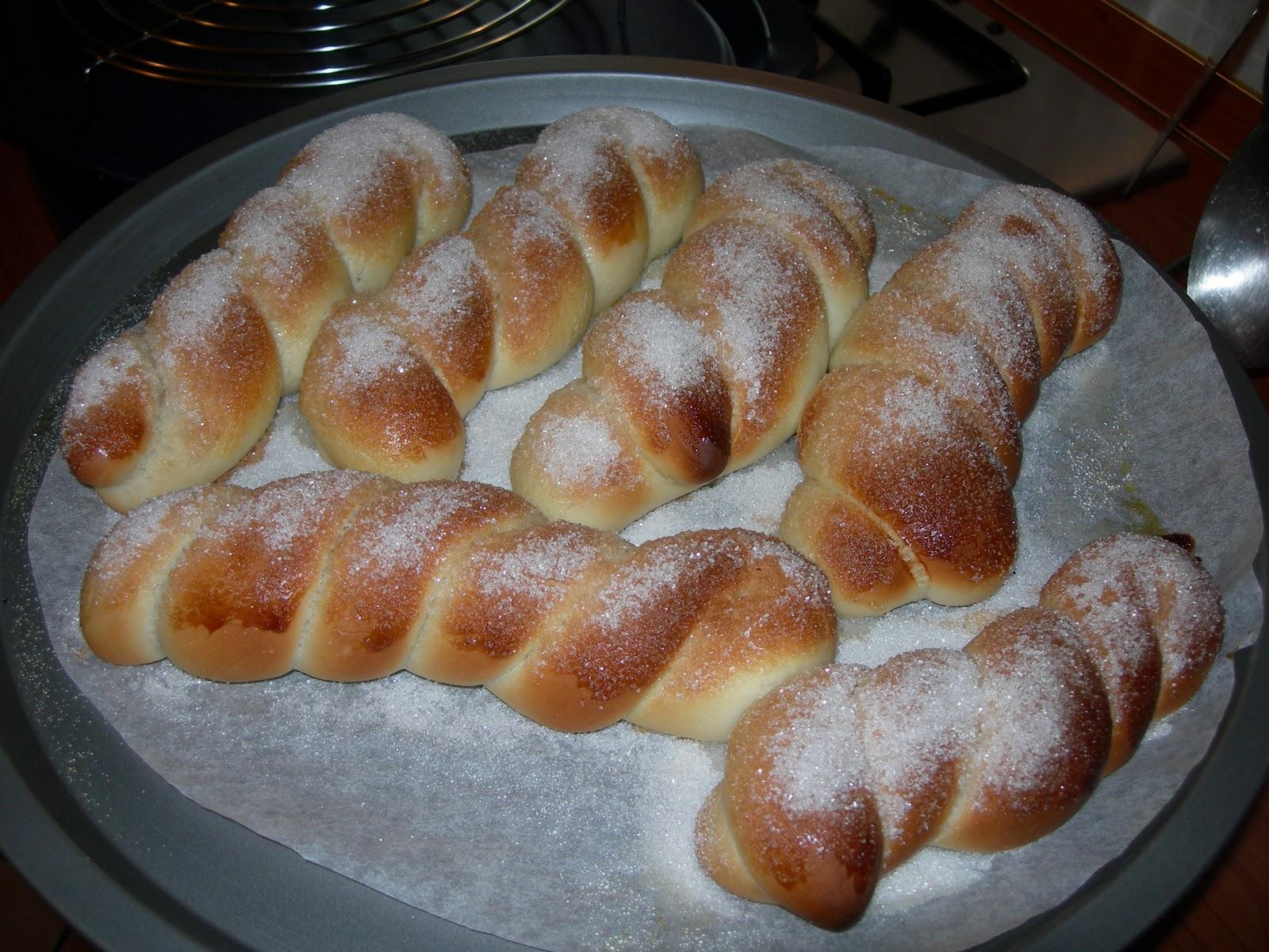 Ricette di biscotti a treccia for Ricette dolci
