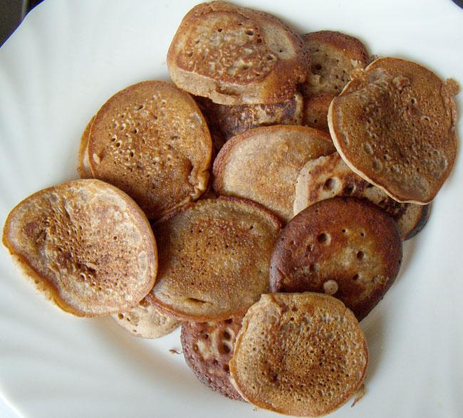 Frittelle di farina di castagne e ricotta nostrana 3 8 5 for Ricette castagne
